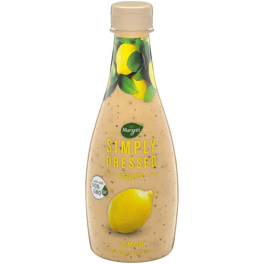Simply Dressed Lemon Vinaigrette