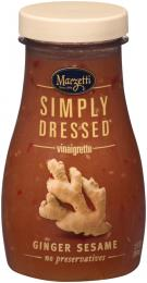 Simply Dressed<sup>®</sup> Ginger Sesame Salad Dressing