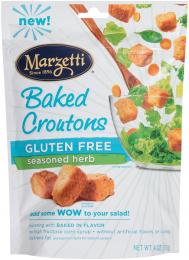 Marzetti<sup>®</sup> Gluten-Free Seasoned Herb Croutons