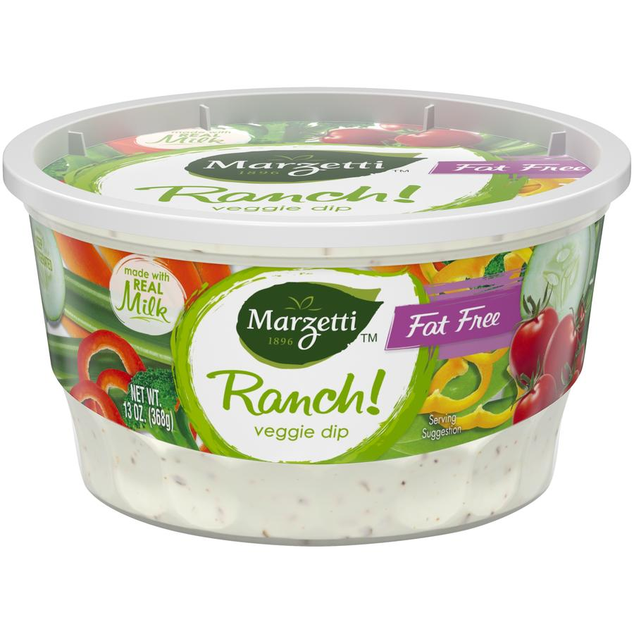 Fat Free Ranch Veggie Dip