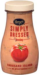 Simply Dressed<sup>®</sup> Thousand Island Salad Dressing