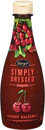 Simply Dressed Cherry Balsamic Vinaigrette